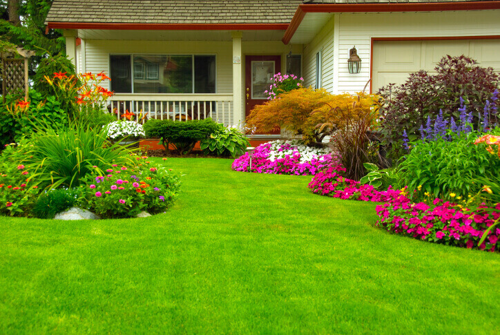 Add Curb Appeal With Front Yard Landscaping