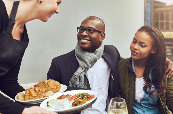 Dining Out ‐ Valentine's Dinner Ideas
