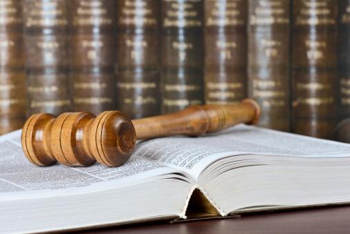 Statute of Limitations - Judge Gavel