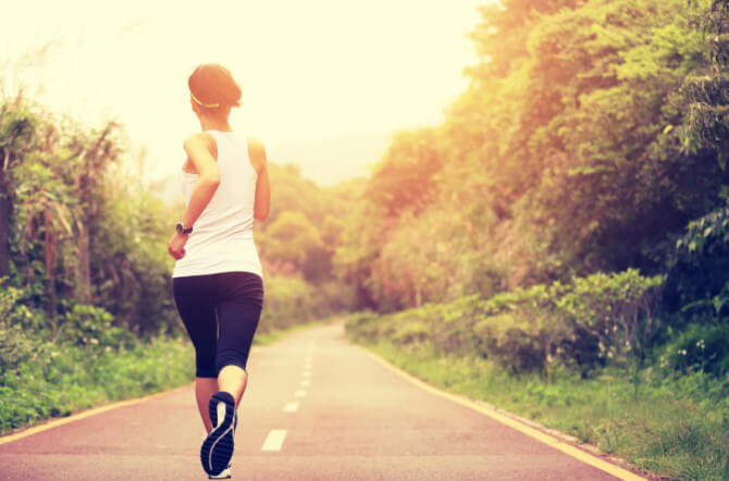 Top 10 Running Tips