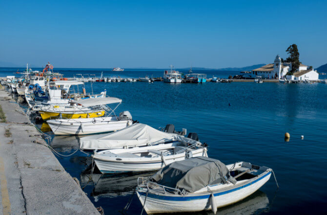 Different Types of Fishing Boats