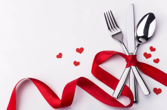 Good Choices for Valentines Day Restaurants