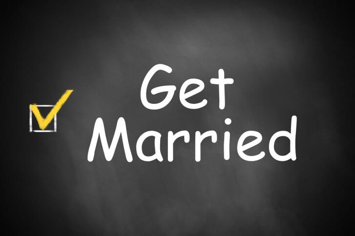 preparing a wedding to do list enlighten me