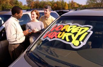 Secrets of Car Dealer Sales