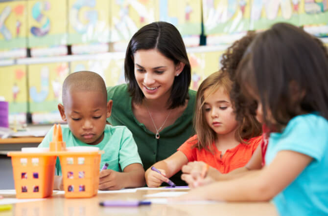 What Makes a Good Preschool Teacher?