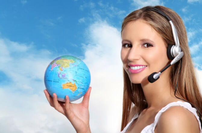 Working with International Travel Agents