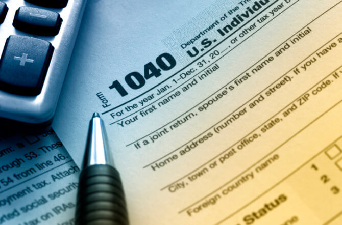 Tax Return Preparation and Filing Help