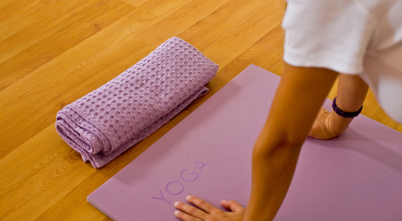 What Are Yoga Towels