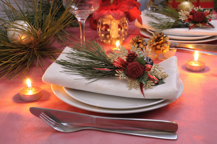 Christmas Dining Out Tips