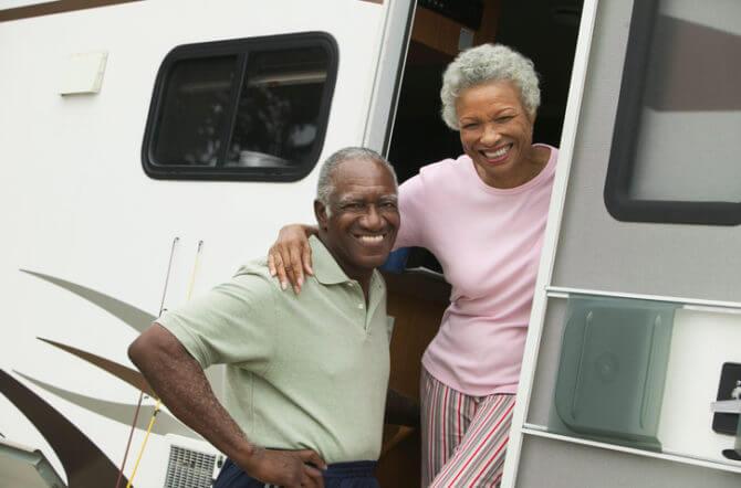 Planning a Senior RV Trip