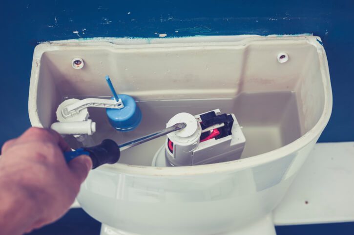 Top 10 Reasons for a Leaky Toilet