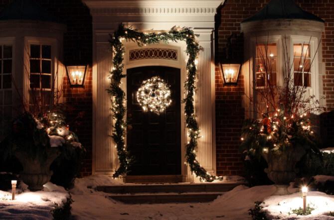 Designing a Beautiful Outdoor Christmas Light Display