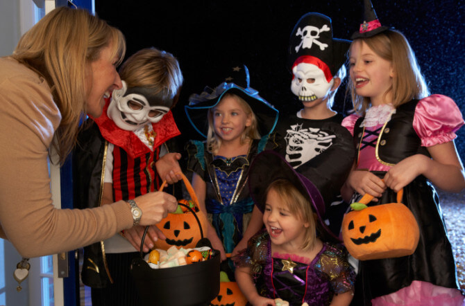 Keeping Kids Safe on Halloween
