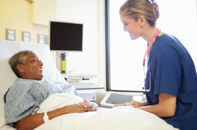 Top 10 Ways A Nurse Can Make A Hospital Stay Easier
