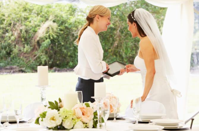 ten wedding planning tips