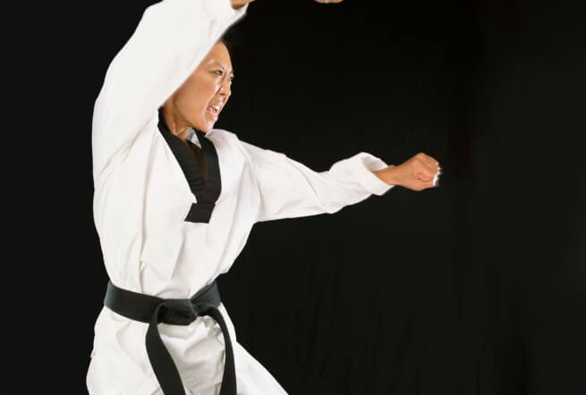 What do Karate Belts Signify?