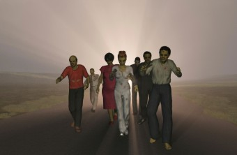 Why Zombies are Cooler than Vampires