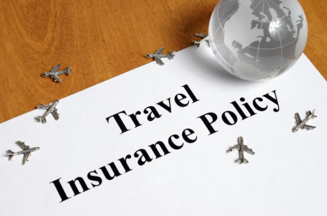 Top 10 Reasons to Get Travel Insurance