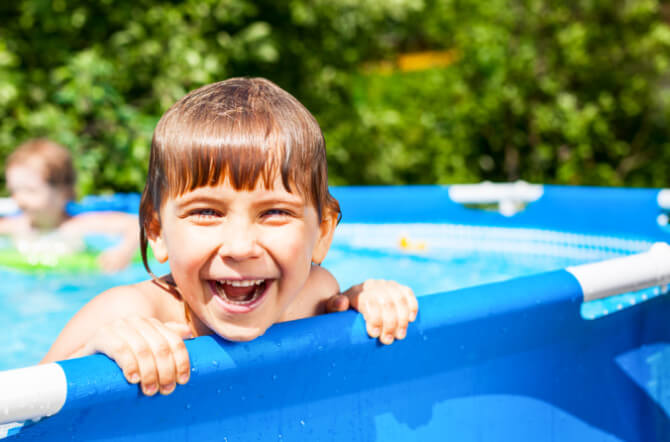 Inflatable Pools - Tips for Proper Water Treatment