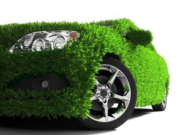 Ecological friendly Car
