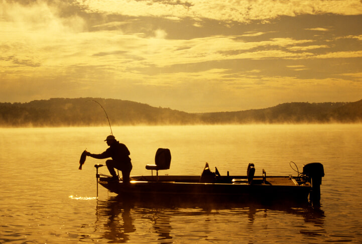 The Lure of Bass Fishing