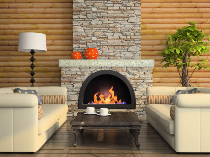 Caring for a Stone Fireplace
