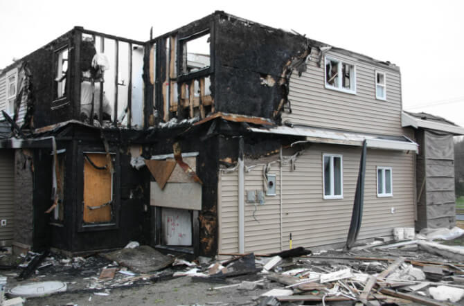 Do's and Don'ts for House Fire Restoration