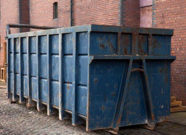 Industrial Garbage Bin