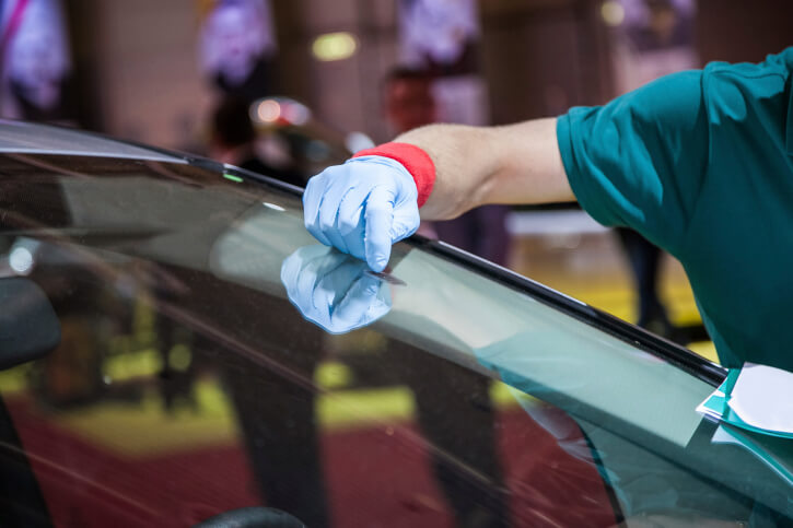 It's Easy to Repair a Scratched Windshield