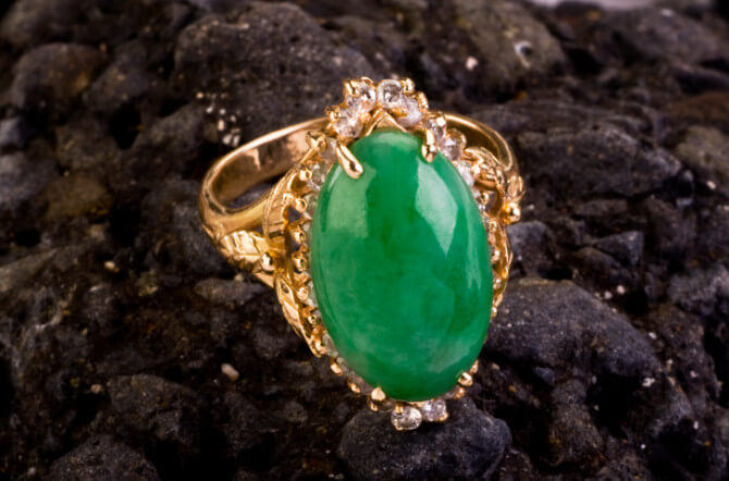 Jade Jewelry and Good Luck