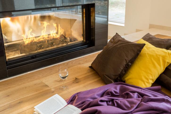 Tips For Cleaning Glass Fireplace Doors Enlighten Me
