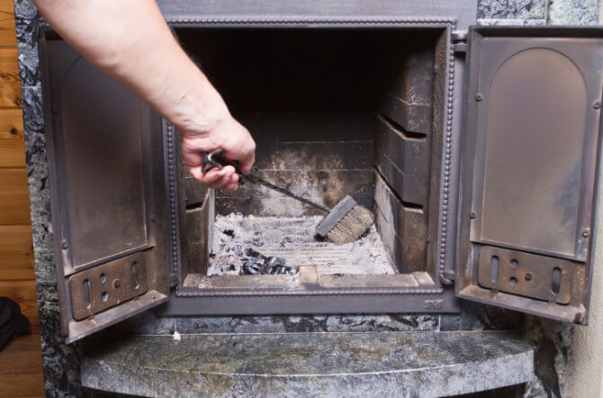 Chimney Soot ‐ Handle With Care