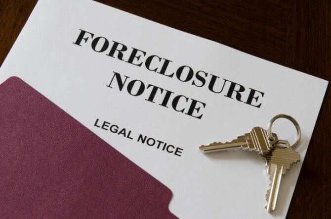 Top 10 Things To Know If You Receive A Foreclosure Notice