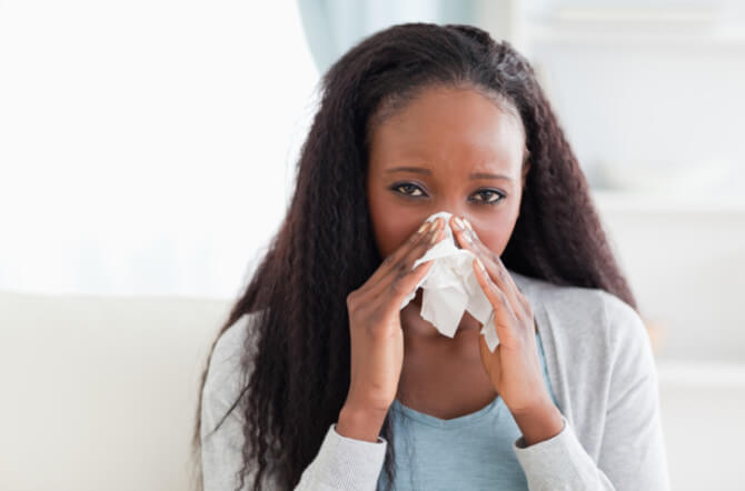 Top 10 Tips For Treating A Cold