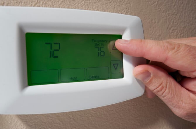 Top 10 Ways To Save On Heating And Cooling