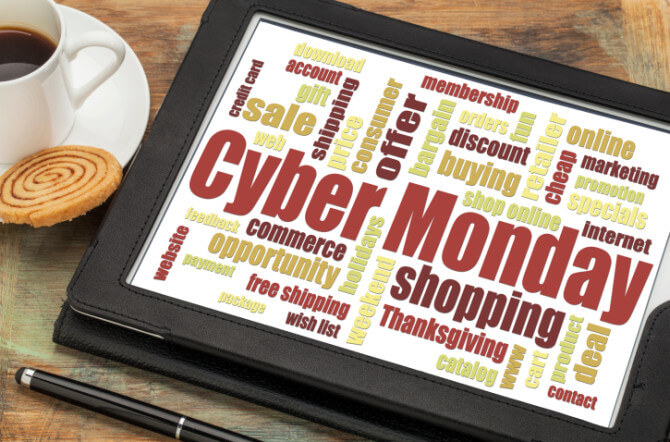 Top 5 Tips to Find Cyber Monday Deals