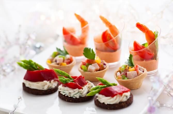 shrimp fancy food