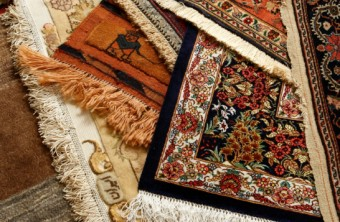 Cleaning Silk Rugs Safely