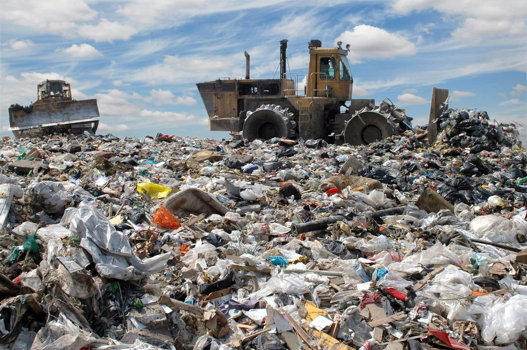 Recycling con: Millions of tons end up in landfill as officials admit success is exaggerated