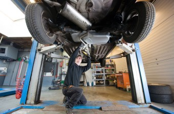 How to Find the Best Muffler Repair Shops