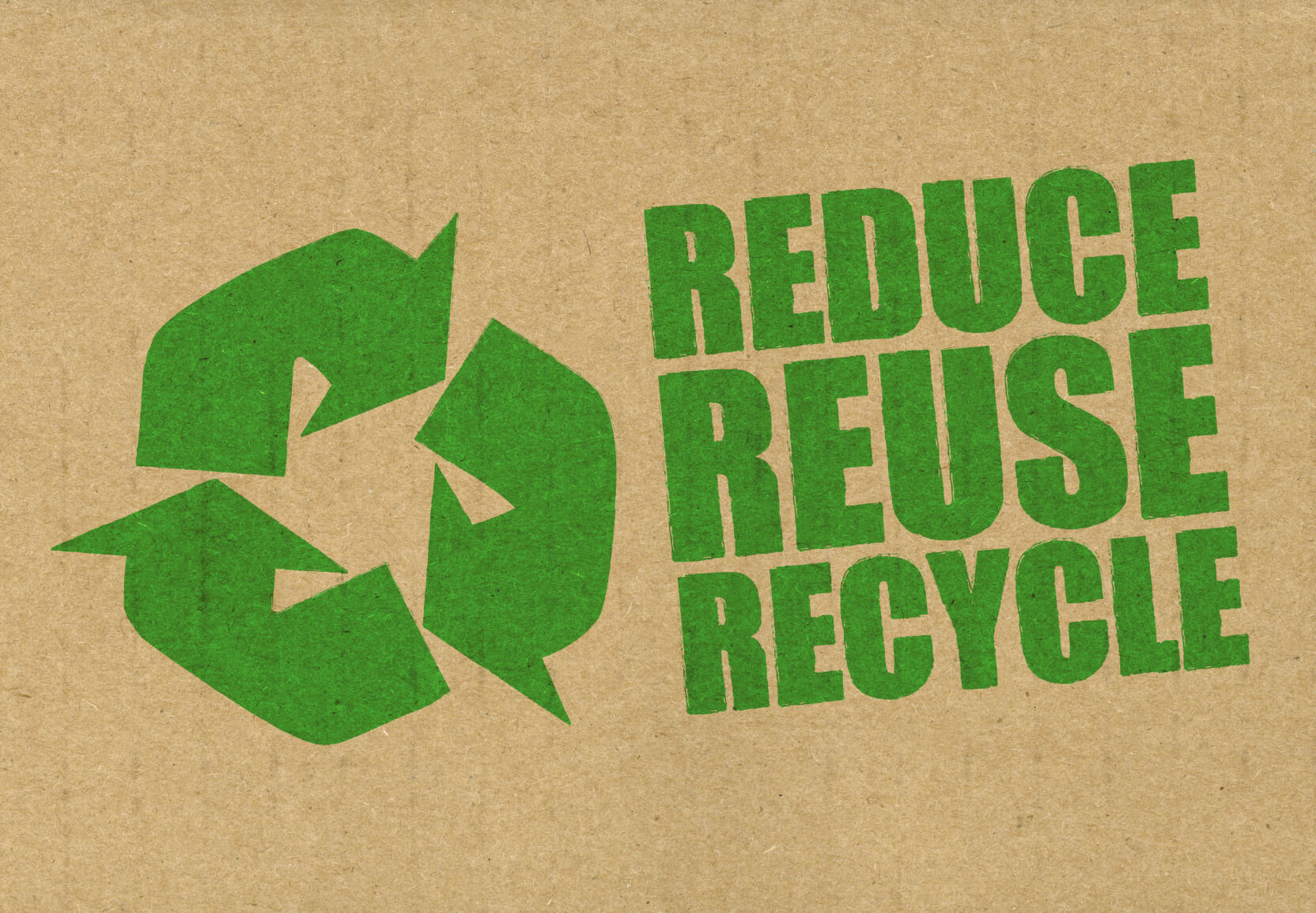 reduce reuse recycle the going green mantra enlighten me