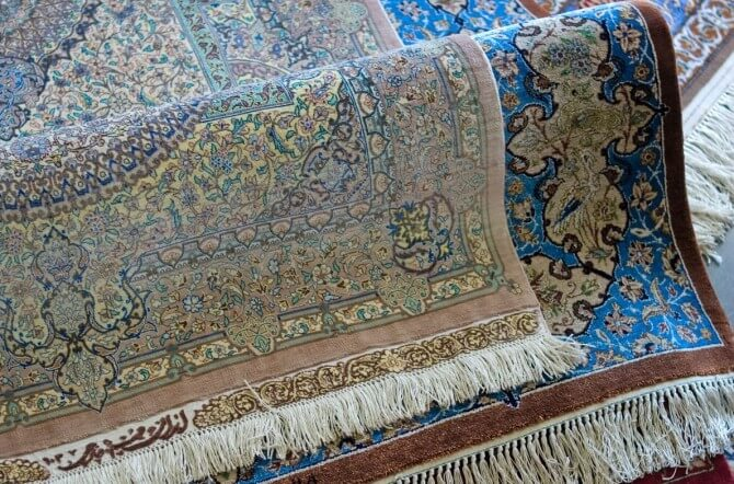 Tips for Cleaning Wool Rugs