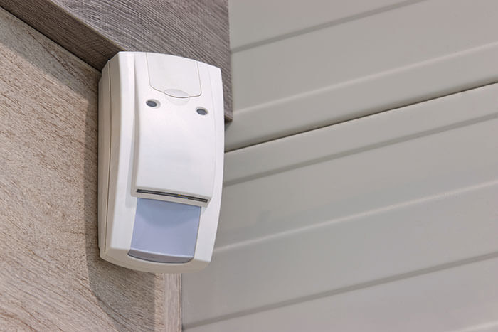 types of alarm sensors keep your garage door