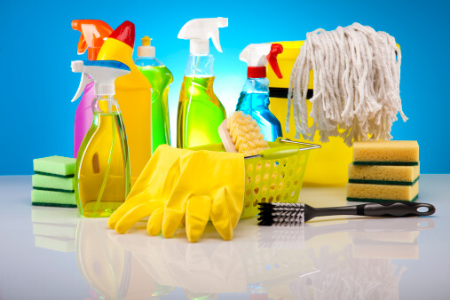House cleaning products