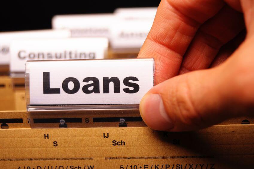 Loans filefolder
