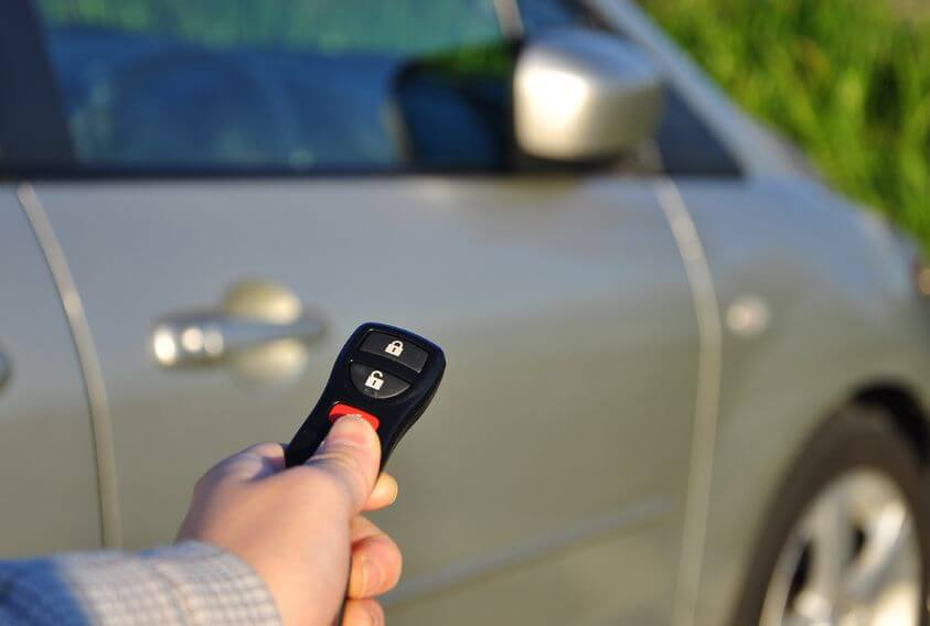 When Your Keyless Entry Doesn't Work | Superpages
