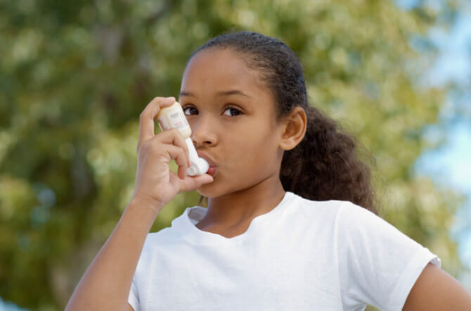 Recognizing Symptoms of Asthma in Children