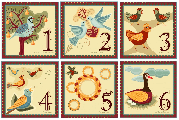 Things You May Not Know About The 12 Days Of Christmas
