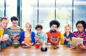 Followers and Friends: How Social Media Interactions Differ