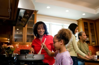 5 Top Tips for Cooking with Kids